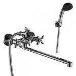 Смеситель для ванной DECOROOM DR 48043