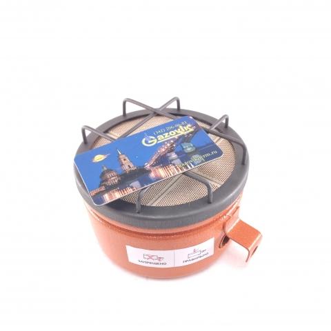 Инфракрасный газовый обогреватель - горелка 1,15 кВт - Диксон
