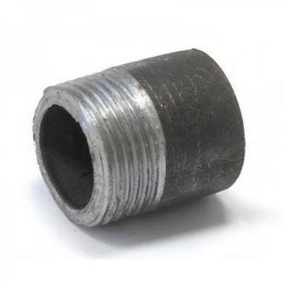 Резьба стальная - 40 (мм) L - 75 (мм)