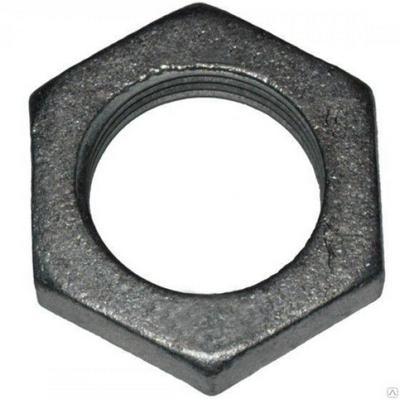 Контргайка чугунная - 15 (мм)