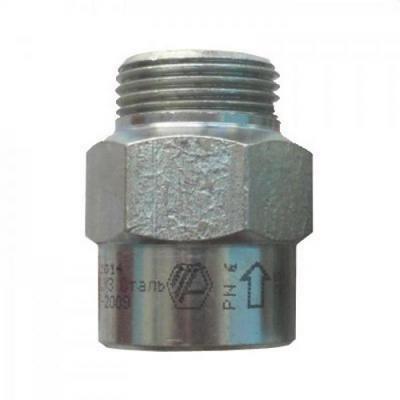 КТЗ клапан термозапорный - 40 (нар. - вн.)