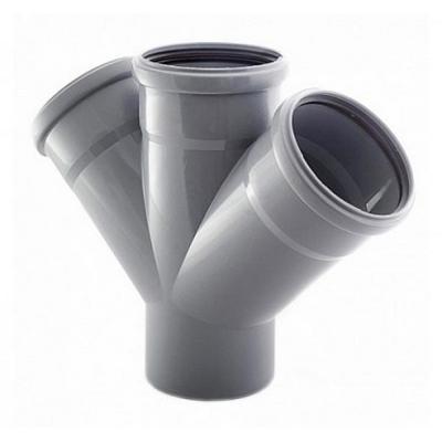 Крестовина канализационная 50 - 45 градусов