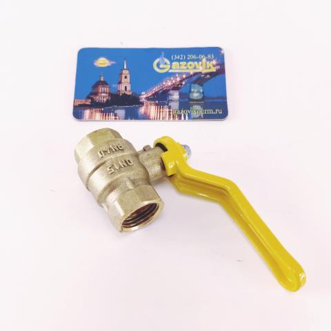 Кран газа -15 В-В ручка (Дист)
