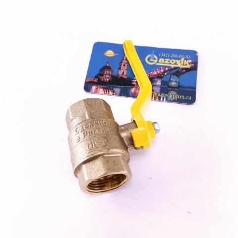 Кран газа -25 В-В ручка (Дист)