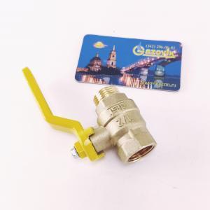 Кран газа -15 В-Н ручка (Дист)
