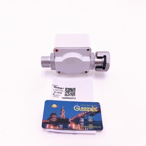 Умный счетчик газа СГБД - 1,8  (показания на смартфоне, по блютуз)