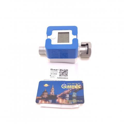 Счетчик газа Элехант СГБ - 4,0 ТК - термокоррекция