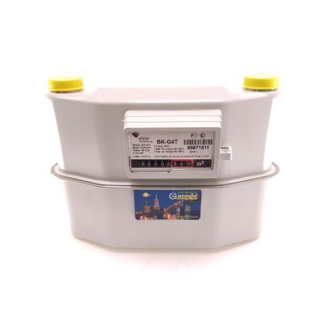 Счетчик газа ВК - G4Т, 250 мм (левый) - термокоррекция
