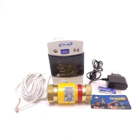 Сигнализатор загазованности САКЗ-МК-1-1А DN 25