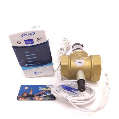 Сигнализатор загазованности САКЗ-МК-1-1 DN 50