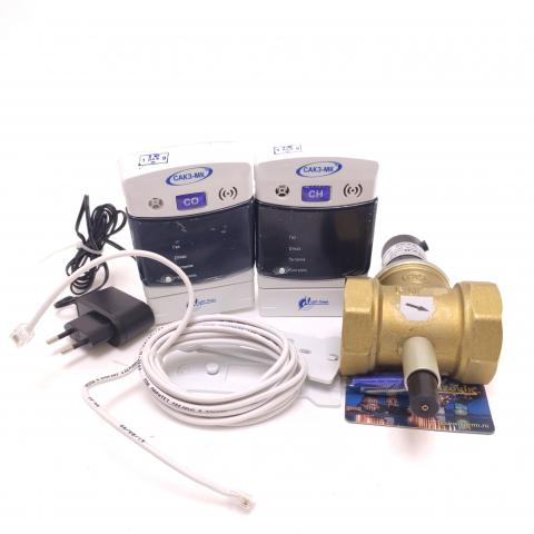 Сигнализатор загазованности САКЗ-МК-2-1 DN 50 (2 газа)