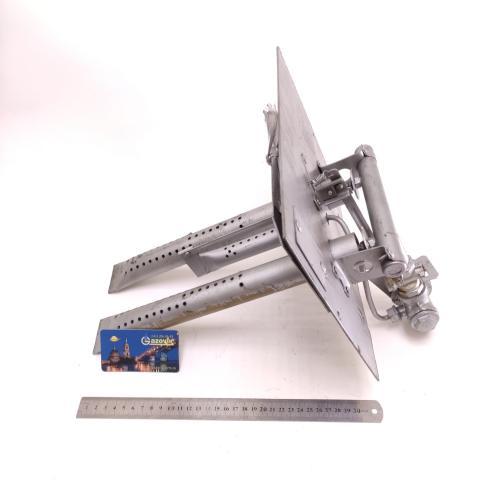 Горелка печная газовая УГОП - 16 кВт (нижний подвод газа)