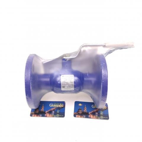 Кран шаровый газовый Temper 283 фланец ДУ 50