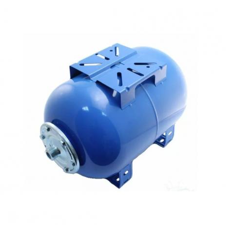Гидроаккумулятор горизонтальный - 24 л.