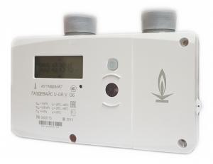 Умный газовый счетчик Газдевайс U-GR V GSM-RF G 6