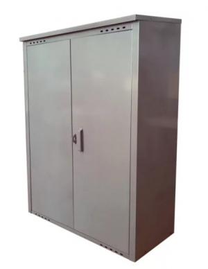 Шкаф для двух баллонов 50 л