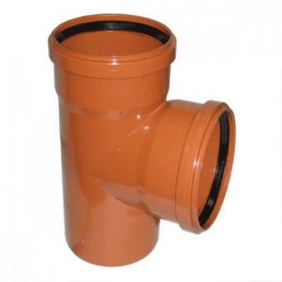 Тройник канализационный 110 -  90 градусов