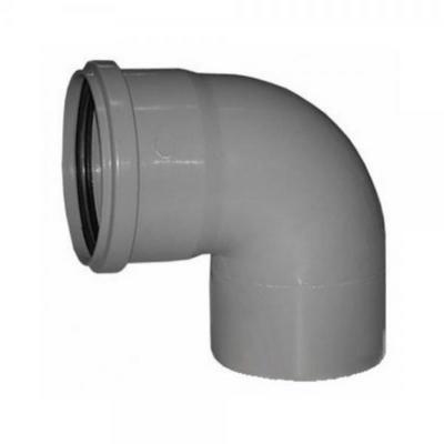 Отвод канализационный 110 - 90 градусов