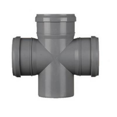 Крестовина канализационная 50 - 90 градусов