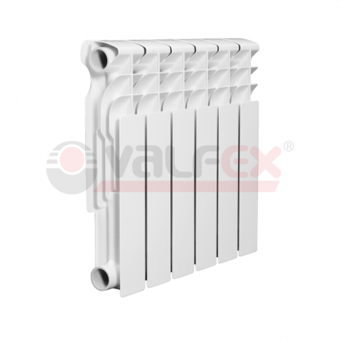 Радиатор алюминиевый Valfex Optima 500 8 секций