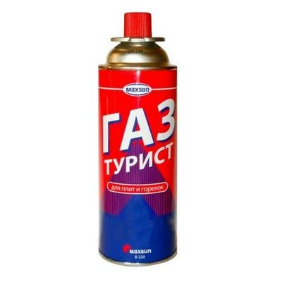 "Газовый баллончик "" Турист"" 220г"