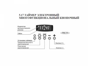 Плита газовая Gefest ПГ 6500-04 0069