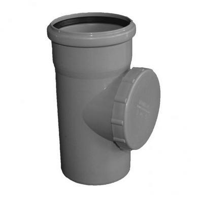 Ревизия канализационная 110 с крышкой