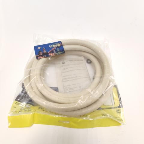 Газовый шланг резиновый - 400 см Г/Ш