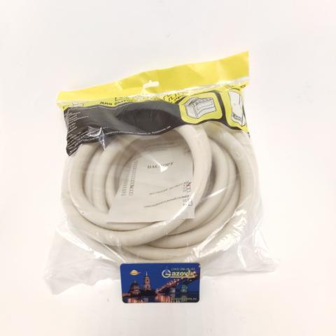 Газовый шланг резиновый - 500 см, Г/Ш