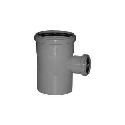 Тройник переходной канализационный 110 - 50  90 градусов