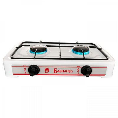 Газовая плита настольная ВАСИЛИСА ГП 2 - 1080