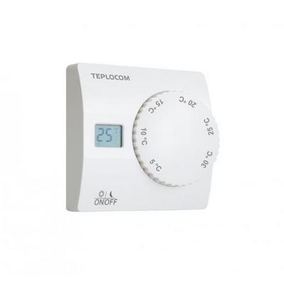 Термостат комнатный TS - 2 АА / 8А