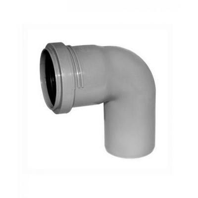Отвод канализационный 50 - 90 градусов